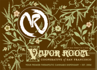Vapor Room Advertisement