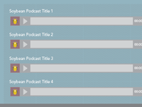 Soybean Podcast Button 3