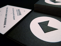 Business Cards - Hendrick Rolandez
