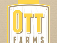 Ott Farms Label