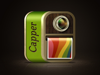 Capper App Icon