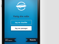Co-driver app evolving