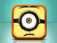 Despicable Me - Minion Icon