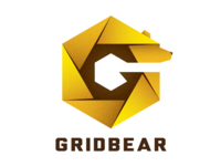 Grid Bear - Logo Design