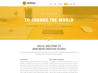 Grid Bear Web Design
