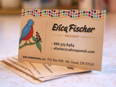 Calico-spanish-biz-card