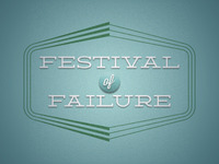 Festival of Failure Logo