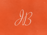 Jordana Busboom Photography Logo