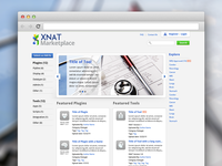 XNAT Marketplace Website