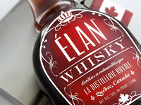 Élan Whisky Detail