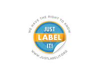 Just Label It Badge