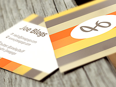 Download Business Card Mockup PSD