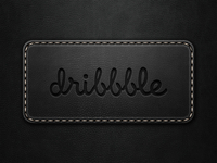 Label Dribbble