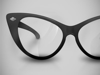 Cateye Glasses