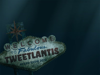 Welcome to Tweetlantis
