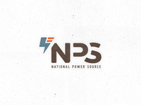 NPS - National Power Source Logo