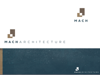 Mach Architecture - Logo Proposal - WIP