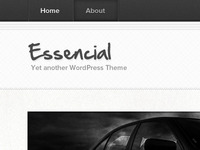 Essencial WordPress Theme