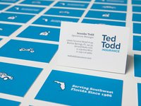 Ted Todd BizCards