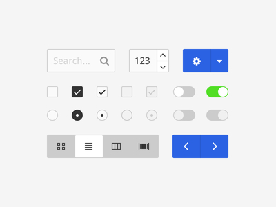 Download Simple UI Kit