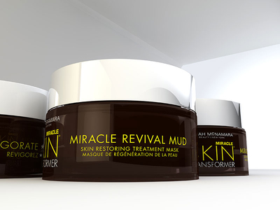 Miracle Mud 3D Render