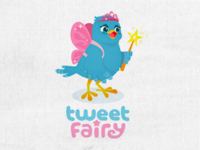 Tweet Fairy Logo