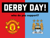Derby Day - Who do you support?