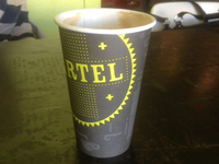 Cartel Hot Cups