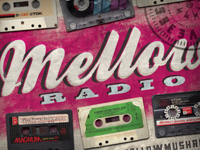 Dribbble-mellowradio