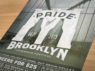 Pride of Brooklyn Poster