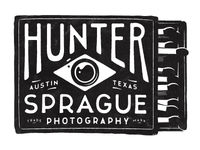 Hunter Sprague Photography logo