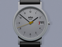 Braun AW20 Watch