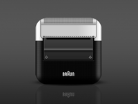 Braun Razor iOS Icon