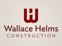 Wallace Helms Construction logo