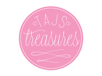 TAJs Treasures Logo
