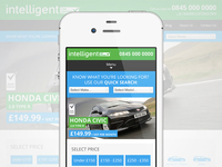Intelligent Car Leasing: Mobile