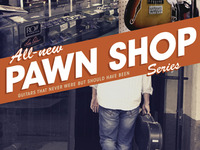 Fender Pawn Shop