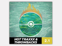 Hot Traxx & Throwbacks Album Cover