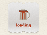 Shindig App Loading Graphic (animated GIF attached)