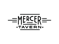 Mercer Tavern Wordmark