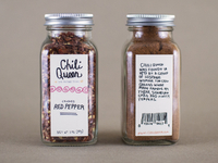 CHILI QUEEN PACKAGING