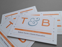 Business cards – B