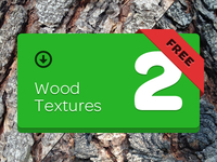 2 Wood Textures – [Free Download]