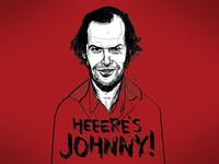 The Shining illustration