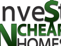 Invest N Cheap Homes Logo