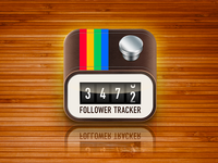 Icon for InstaTrack - Follower Tracker For Instagram (reupload)