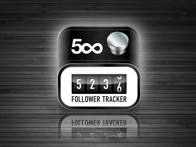 Icon for 500PxTrack - Follower Tracker For 500px