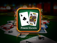Poker Hands iOS icon