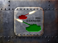 Big Cannons game app icon