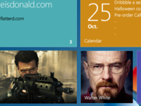 Windows 8 Widgets